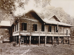 The S.P.G. Mission School, [Mandalay]